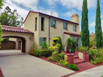 Irvine Single Family Home For Sale: 32 Cezanne