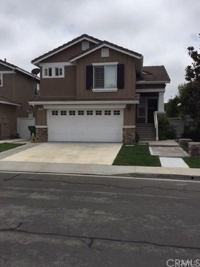 Trabuco Canyon Single Family Home For Sale: 10 Homestead Drive