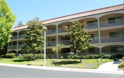 Orange County Condo/Townhouse For Sale: 4002 Calle Sonora #1C