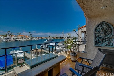 Huntington Beach Condo/Townhouse For Sale: 3251 Moritz Drive #23