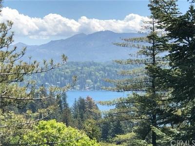 Lake Arrowhead CA Single Family Home For Sale: $789,000
