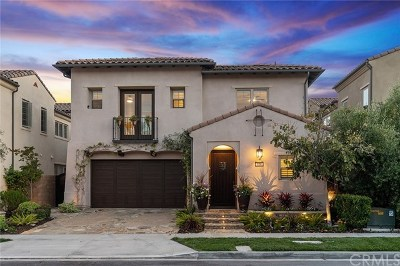 Irvine Single Family Home For Sale: 120 Catalonia