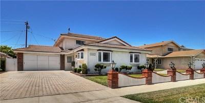 Westminster Single Family Home For Sale: 15791 Las Lunas Street