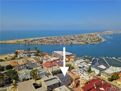 Corona del Mar Condo/Townhouse For Sale: 2522 Seaview Avenue