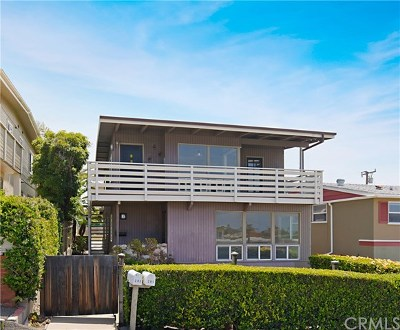 Laguna Beach Single Family Home For Sale: 291 Beverly