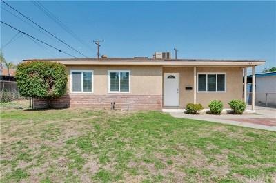 San Bernardino Single Family Home For Sale: 3459 Garden Drive