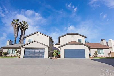 Gardena Multi Family Home For Sale: 14523 S Budlong Avenue
