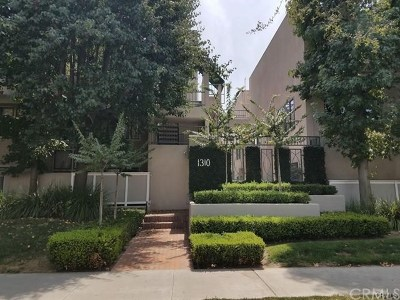 Pasadena Condo/Townhouse For Sale: 1310 E Orange Grove Boulevard #321