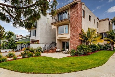 Huntington Beach Single Family Home For Auction: 202 Memphis Avenue