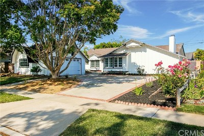 Rossmoor Single Family Home For Sale: 11922 Weatherby Road