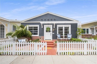 Newport Beach Rental For Rent: 508 W Bay Avenue