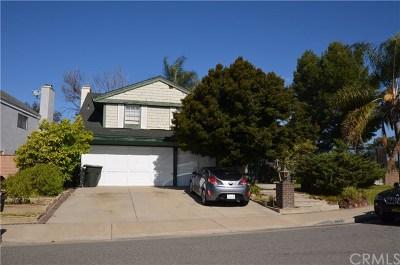 Laguna Hills Single Family Home For Sale: 24921 Georgia Sue