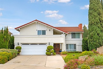 Irvine Single Family Home For Sale: 17402 Teachers Avenue