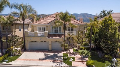 Rancho Santa Margarita Single Family Home For Sale: 16 Thorn Oak