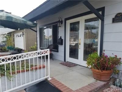 Huntington Beach Single Family Home For Sale: 18072 Freshwater Circle