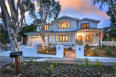 Newport Beach Single Family Home For Sale: 2310 Fairhill Drive