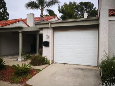 Orange County Rental For Rent: 6 Coral Tree Lane