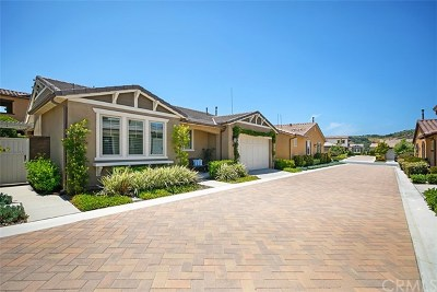 Rancho Mission Viejo Single Family Home For Auction: 76 Cerrero Court