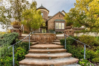 Calabasas Single Family Home For Sale: 26710 Alsace Drive