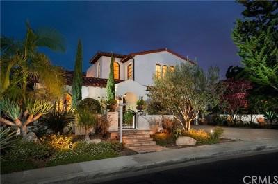 San Clemente Single Family Home For Sale: 1708 Calle De Los Alamos