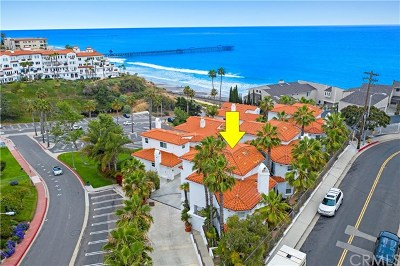 San Clemente Condo/Townhouse For Sale: 253 W Marquita #A