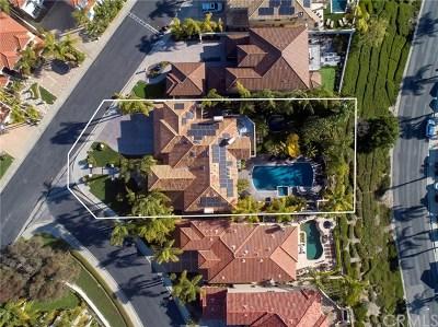 Rancho Niguel Single Family Home For Sale: 15 Santa Barbara Place