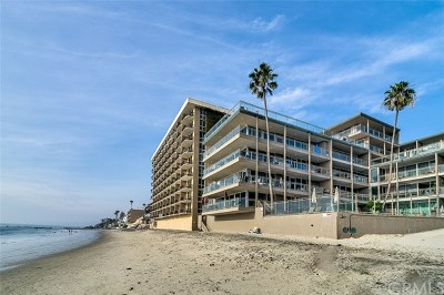 Laguna Beach Condo/Townhouse For Sale: 1585 S Coast #2