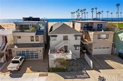 Newport Beach Rental For Rent: 1007 E Balboa Boulevard #3