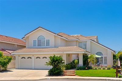 Laguna Niguel Single Family Home For Sale: 3 Precipice