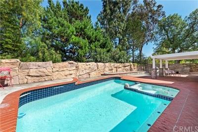 Single Family Home For Sale: 23966 Via Bayona