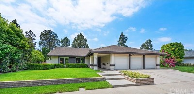 Irvine Single Family Home For Sale: 19011 Glenmont Terrace