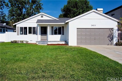 Orange County Rental For Rent: 20211 Orchid Street