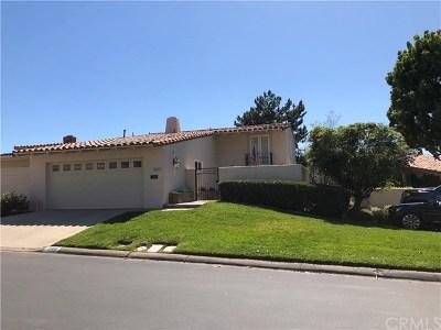 Newport Beach Condo/Townhouse For Sale: 2019 Vista Caudal