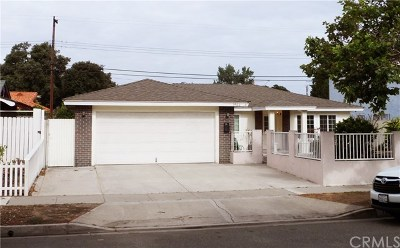 Santa Ana Single Family Home For Sale: 1402 S Shawnee Drive