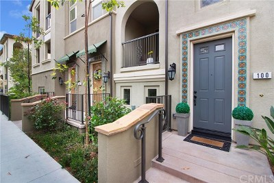 Irvine Condo/Townhouse For Sale: 100 Renewal