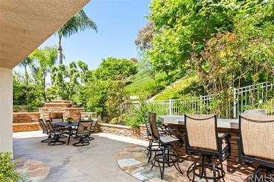 San Clemente Single Family Home Active Under Contract: 1704 Avenida Crescenta