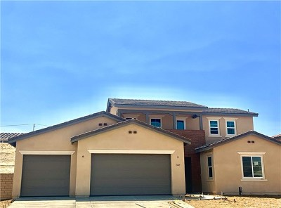 Riverside Single Family Home For Sale: 13471 Planet Court