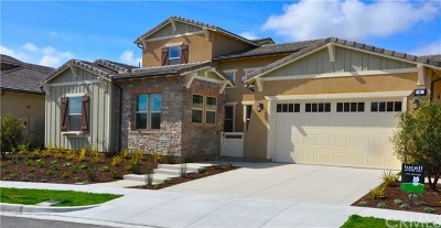 Rancho Mission Viejo Single Family Home Active Under Contract: 4 Galante