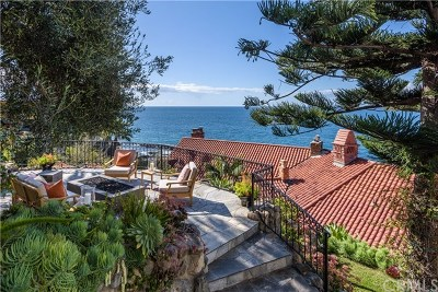 Laguna Beach Single Family Home For Sale: 2529 S Coast Hwy