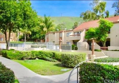 San Bernardino Condo/Townhouse For Sale: 1500 W Edgehill Road #19