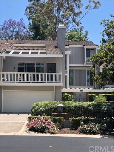 Irvine Condo/Townhouse For Sale: 26 Rustling Wind #13