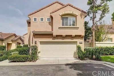 Tustin Condo/Townhouse For Sale: 13452 N Bowers Court