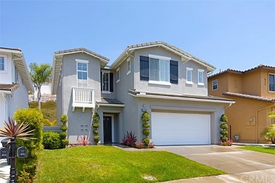 Dana Point Single Family Home For Sale: 32722 Camaron