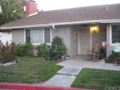 Murrieta Condo/Townhouse For Sale: 38740 Via Las Flores