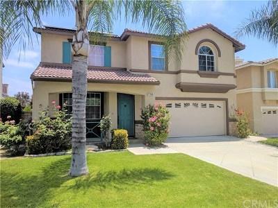 Rancho Cucamonga Single Family Home For Sale: 7249 Aloe Court