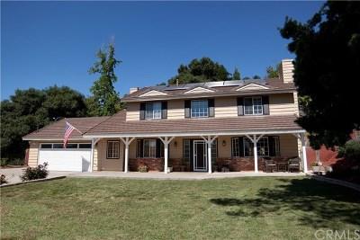 Escondido Single Family Home For Sale: 903 Eldorado Drive