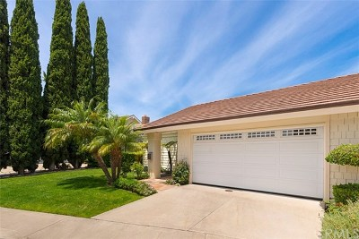 Irvine Single Family Home For Sale: 18701 Paseo Cortez