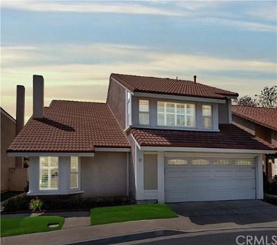 Irvine Single Family Home For Sale: 11 Shenandoah