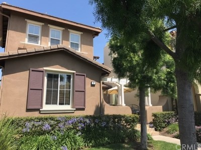 Irvine Condo/Townhouse For Sale: 57 Autumn