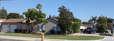 Garden Grove Single Family Home For Sale: 12002 Park Lane